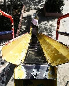 kid-slide