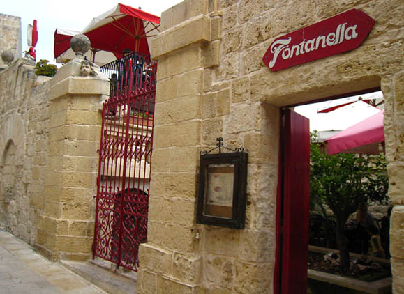 Fontanella, an institution for tea and cakes