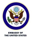 Embassy of the United States bw