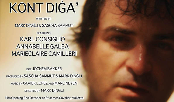 Worth seeing, and not just because a Maltese feature film is a novelty