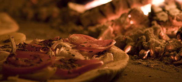 Nothing beats a wood fire: Maxokk's pizzas taste of home and hearth