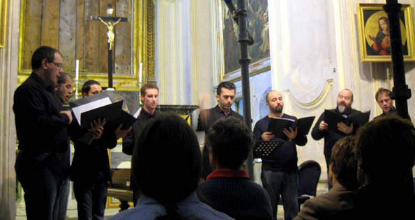Cappella Sanctae Catherinae: a new choir and old music reviving a gem of a baroque chapel