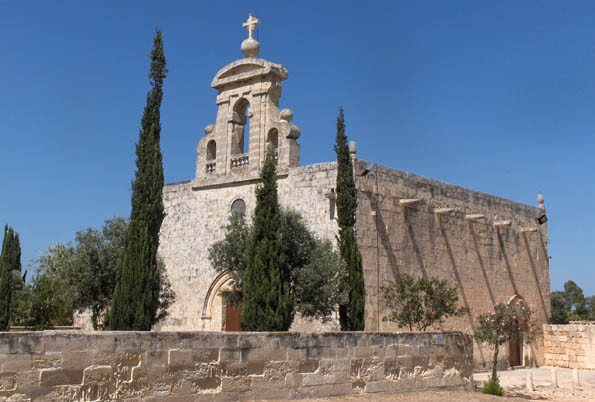Despite the ravages of time and war, Bir Miftuh is immaculately preserved today