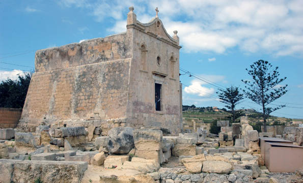 San Pawl Milqi, rubble or relic?  Take a tour and find out...