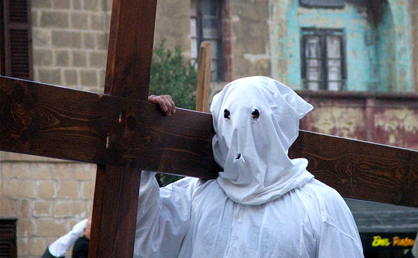 Malta's Good Friday processions. Photo: Peter Grima