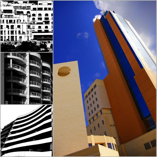 Malta's high rise property boom. Photos: Karl Borg