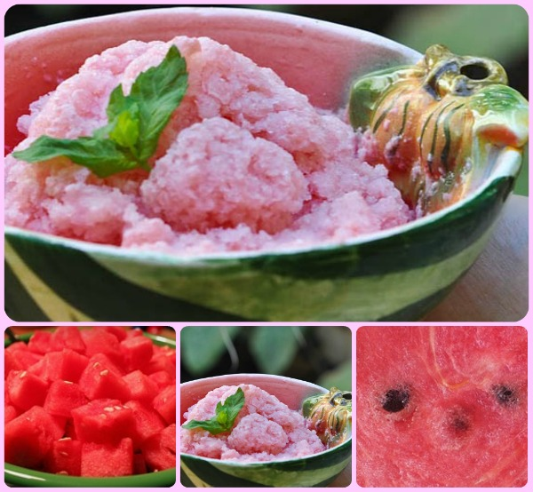 Maltese cool: Watermelon Ice by Desperate Kitchen Goddess (Sue Attard)