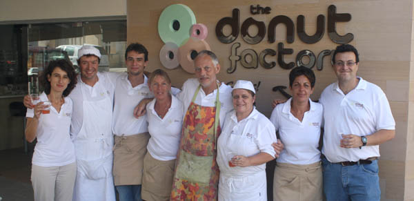 Donut Factory, a new expat business in St Paul's Bay