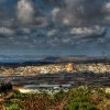 Mgarr from Bingemma Heights. Photo: Leslie Vella