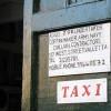 Undertaker cum taxi driver, Valletta, Malta. Photo: Alex Grech