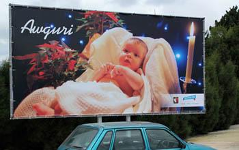 PN billboard Xmas 2012