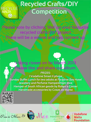 recycle malta poster copy