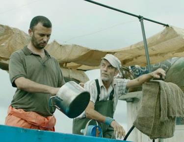 Lofti Abdelli and Jimi Busuttil on Simshar