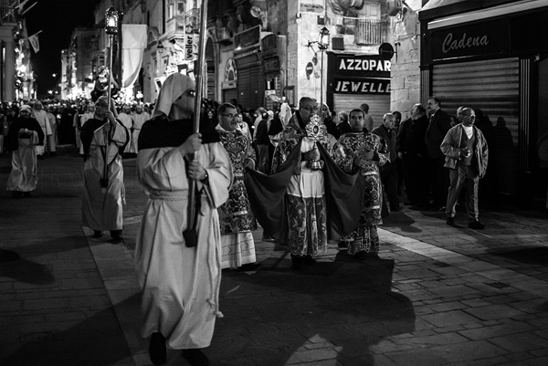 Easter in Valletta, March 2013