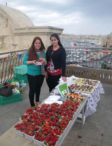 Malta Artisan Fairs stallholders