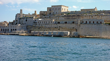 Harbour reaches, Malta by Michel27