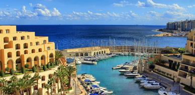 Portomaso, St Julians', Malta