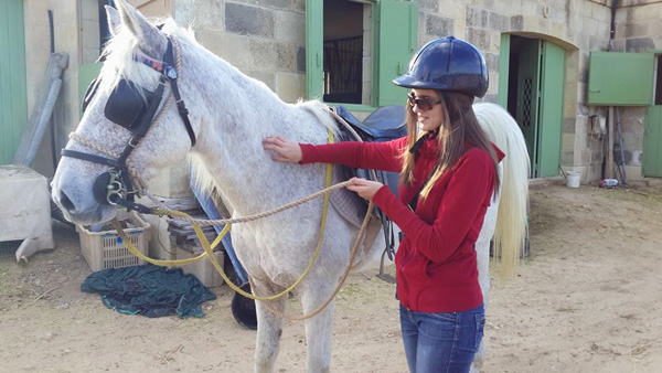 horse riding in Gozo, Maltese Islands