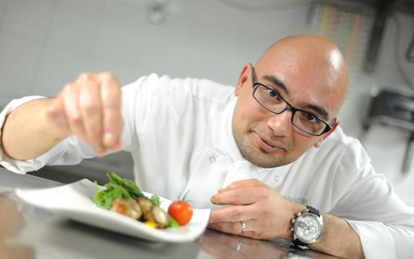 Executive Sous Chef Jonathan Vella, Quadro, The Westin, Malta
