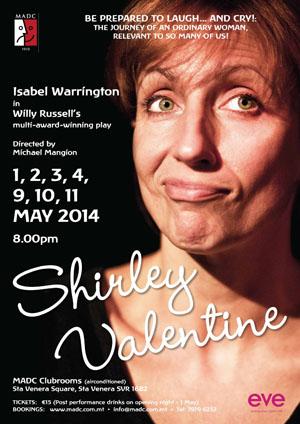 Shirley V poster2