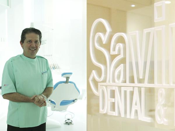 Dr Joseph Xuereb, Principal, Savina Dental Clinics, Malta