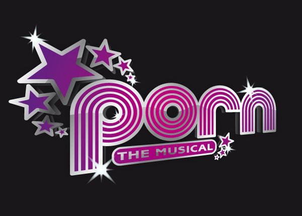 PORN - Logo black