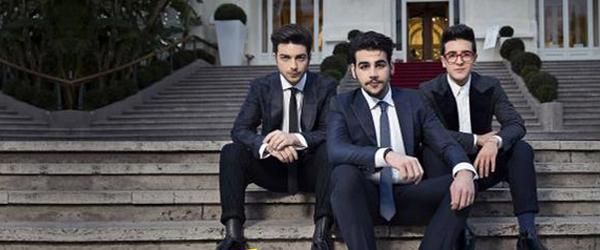 Il Volo in concert, 29 August