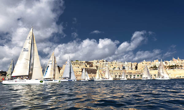 Rolex Middle Sea Race, Malta