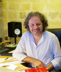 Renzo Spiteri, artistic director Ghanafest Malta world music festival 2016.